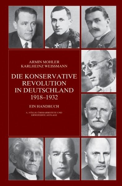 Armin Mohler / Karlheinz Weißmann: Die konservative Revolution in Deutschland 1918–1932