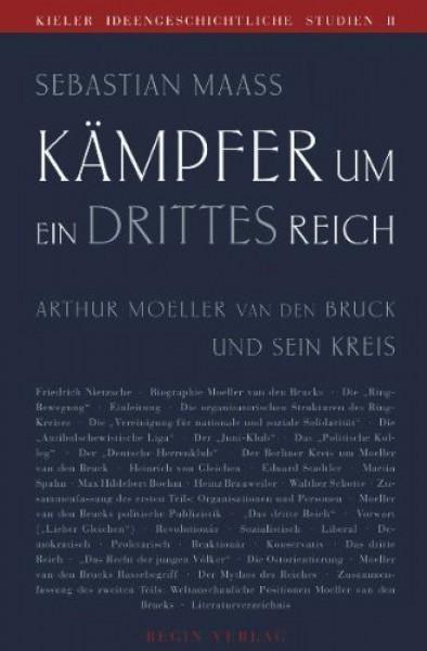 Sebastian Maaß: Kämpfer um ein drittes Reich.