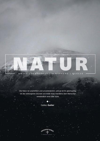 Poster: Natur