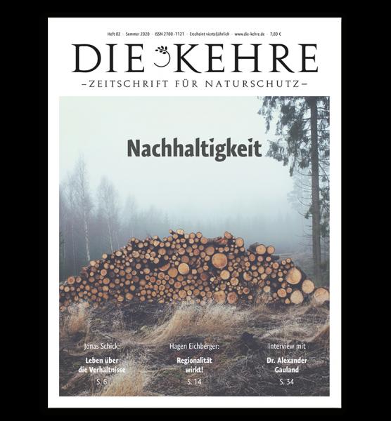 DIE KEHRE – SOMMER 2020 (HEFT 02)