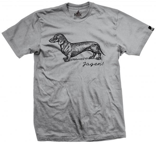 Herrenshirt: Jagen