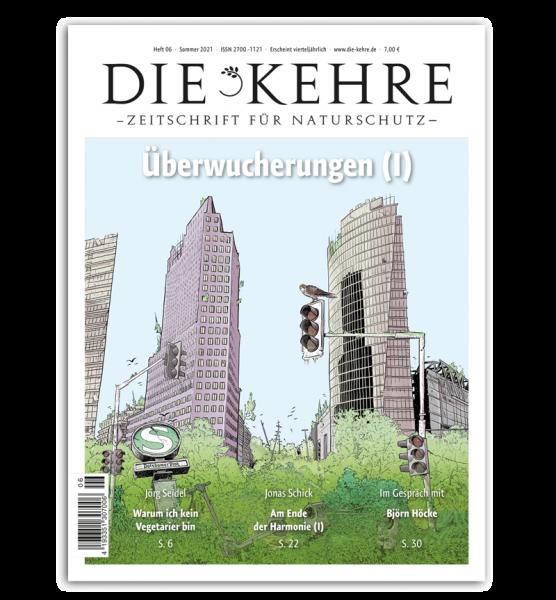DIE KEHRE – SOMMER 2021 (HEFT 06)