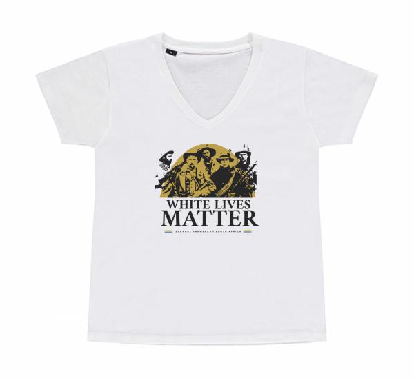 Damenshirt: Südafrika
