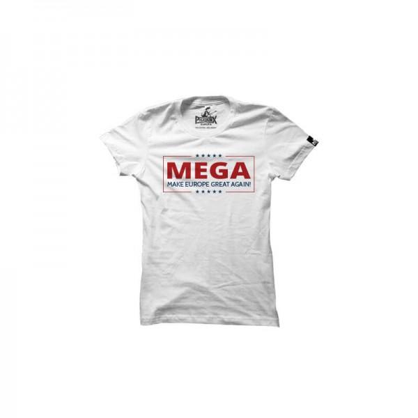 Damenshirt: MEGA