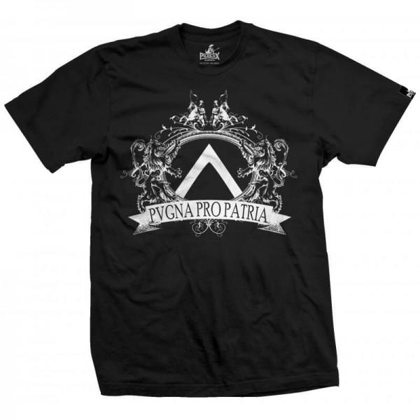 Herrenshirt: Pro Patria