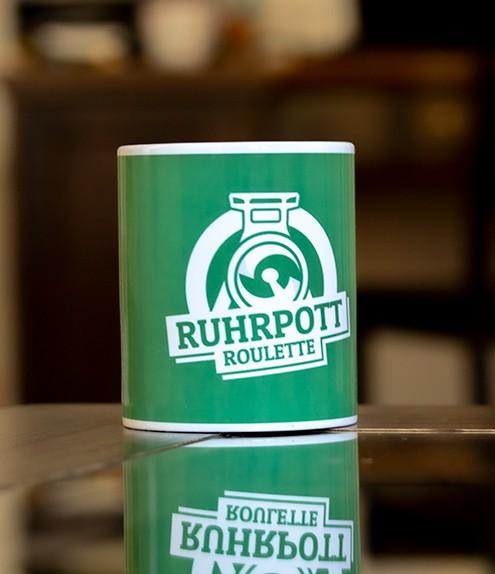 Tasse: Ruhrpott grün