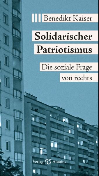 Kaiser: Solidarischer Patriotismus