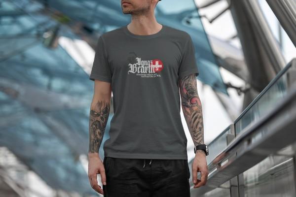 Herrenshirt: Ignaz Bearth
