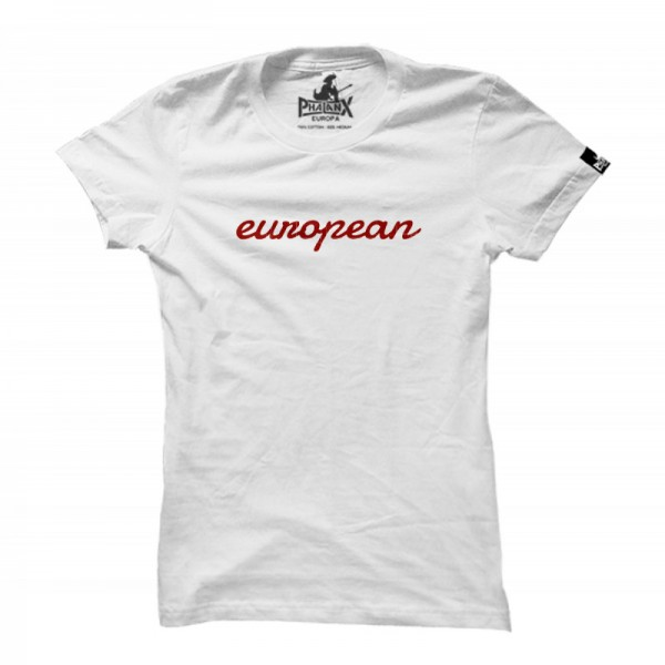 Damenshirt: European