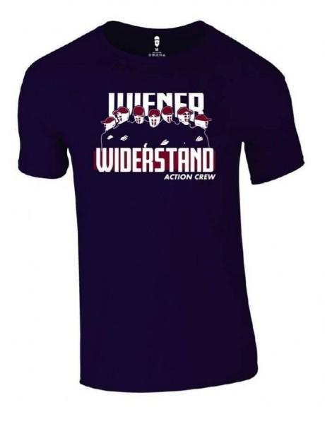Herrenshirt: Wiener Widerstand