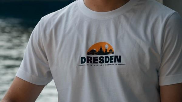Herrenshirt: Dresden