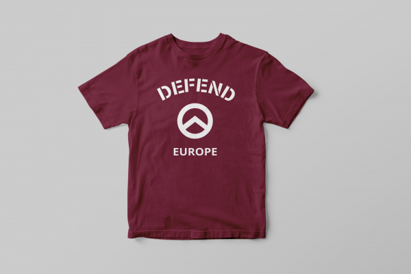 T-Shirt Defend Europe