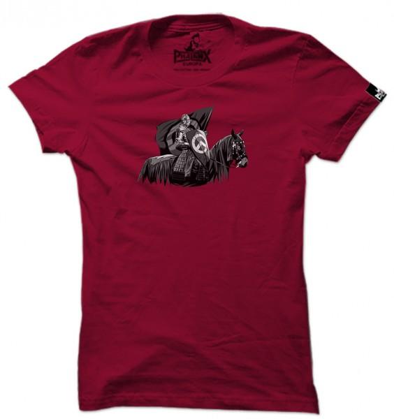 Damenshirt: Ritter