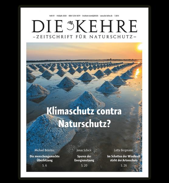 DIE KEHRE – FRÜHJAHR 2020 (HEFT 01)