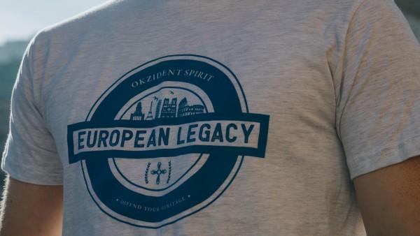 Herrenshirt: European Legacy