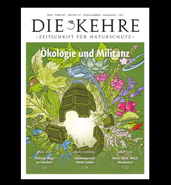 Die Kehre: FRÜHJAHR 2021 (Heft 05)