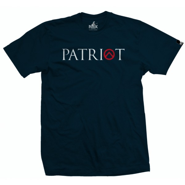 Herrenshirt: Patriot