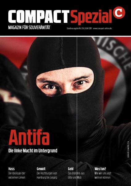 Compact Spezial Antifa