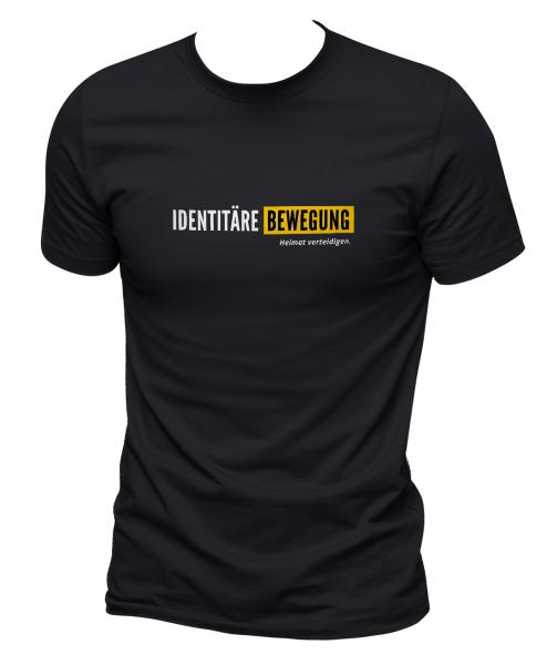 Herrenshirt: Identitäre Bewegung klassisch