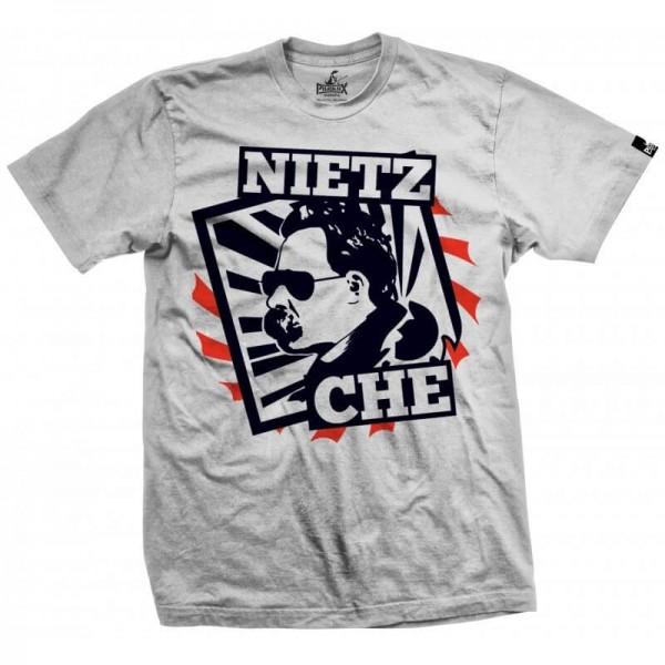 Herrenshirt: Nietzche