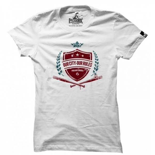 Damenshirt: Our Rules