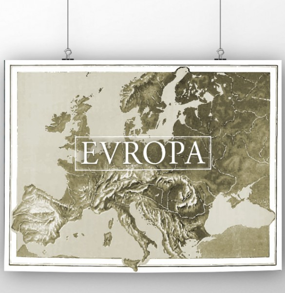Poster: Europa