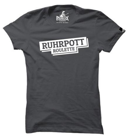 Damenshirt: Ruhrpott Roulett
