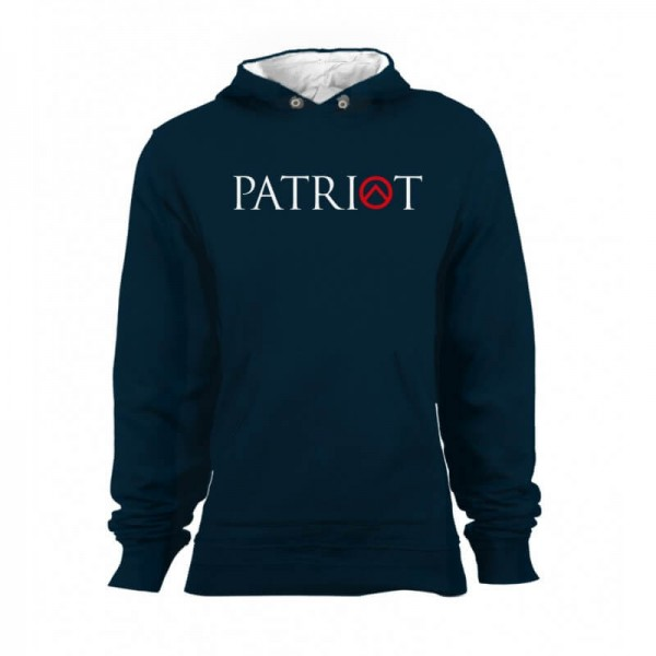 Damenhoodie: Patriot