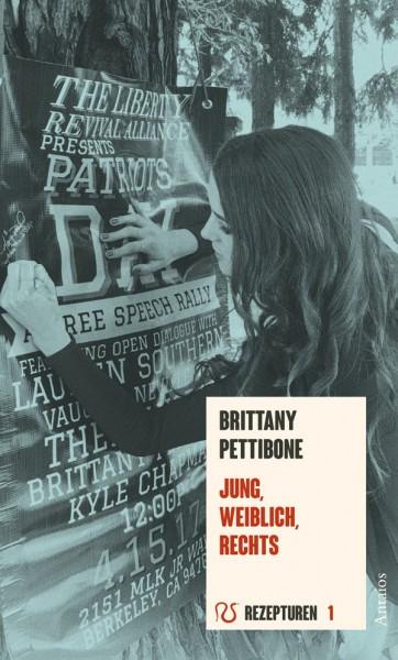 Brittany Pettibone: jung, weiblich, rechts