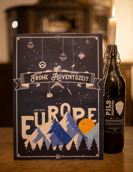 Adventskalender: Defend Europe