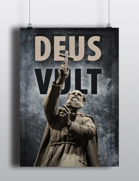 Poster: Deus Vult