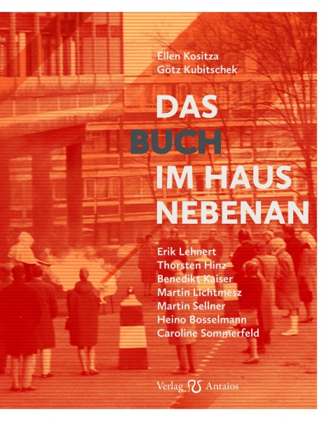 Kositza/Kubitschek: Das Buch im Haus nebenan