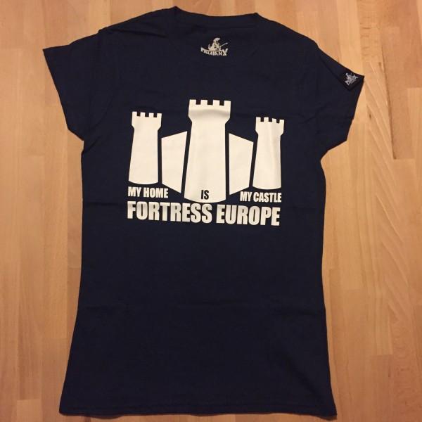 Damenshirt: Fortress