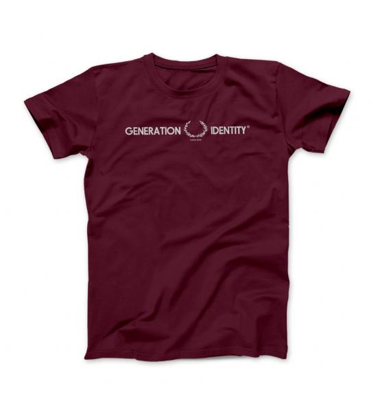 Herrenshirt: Generation Identity