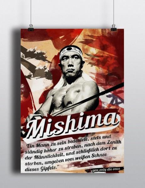 Poster: Mishima