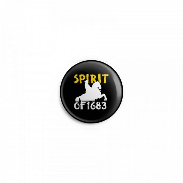 "Button ""Spirit of 1683"""