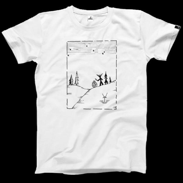 Herrenshirt: Sonnenwende